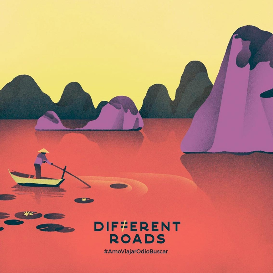 DIFFERENT ROADS 2019